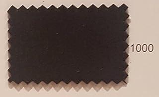 Kadusi Pieza de 12 mts. de Goma Eva color negro 1000 para manualidades, ancho