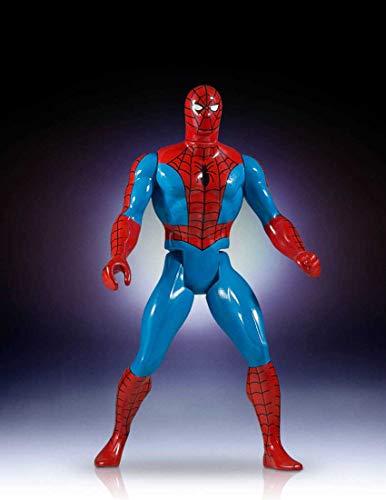 Marvel Comics Secret Wars Jumbo Kenner Action Figure Spider-Man 30 cm Gentle