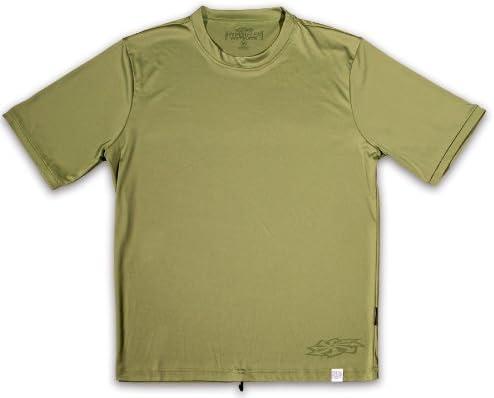 Hyperflex Men's Short Sleeve Watershirt