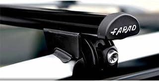 Farad 91241/120+Sm02/R207 Dachträger Aus Stahl, Schwarz