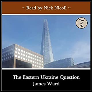 The Eastern Ukraine Question audiobook cover art