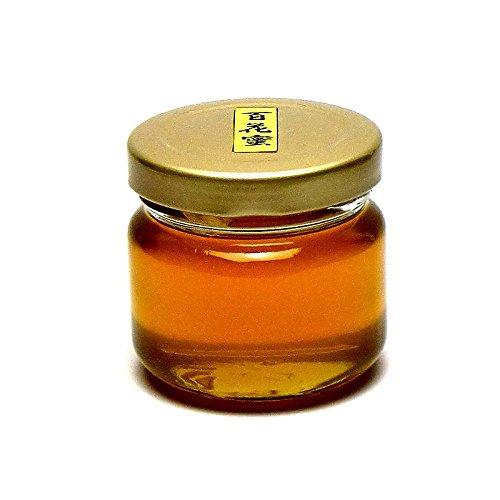 純粋国産蜂蜜 つくし村の生蜂蜜 百花蜜90g
