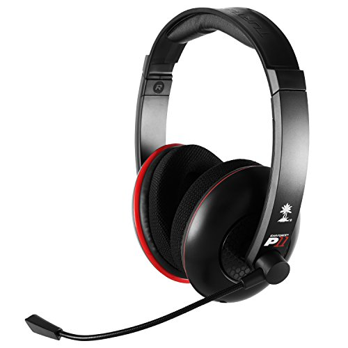 Turtle Beach - Ear Force P11 Amplified Stereo Gaming Headset - PS3 (Discontinued by Manufacturer)