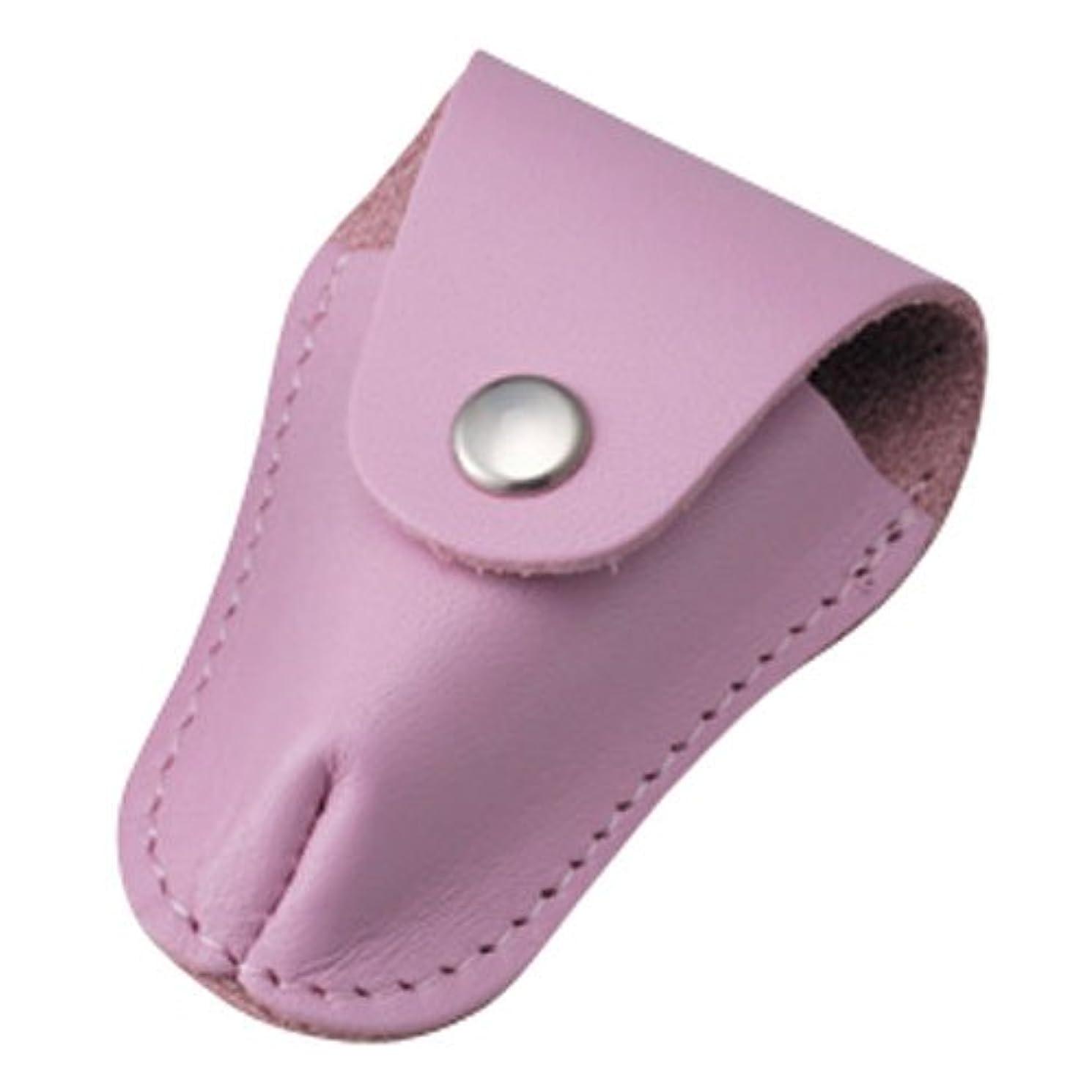 レールリンケージ傾く内海 ニッパーキャップL ピンク