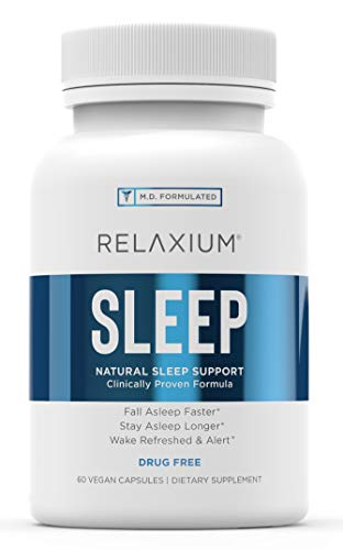 Relaxium Natural Sleep Aid | Non-Habit Forming |...