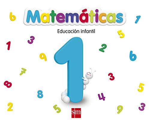 Matemáticas 1. Educación Infantil - 9788467549065