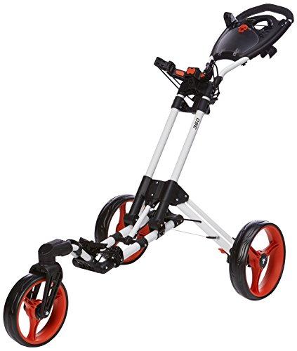 LEGEND Fastfold 360–Golf-Trolley, Unisex, orange