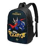 VJSDIUD Mazinger Z Sports fitness backpack beam pocket simple bolsa de protección ambiental plegable mochila unisex