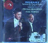 Mozart: Sonatas for Violin & Piano, Vol. 2: K. 27, 303, 454 & Variations K. 359 by Pinchas Zukerman
