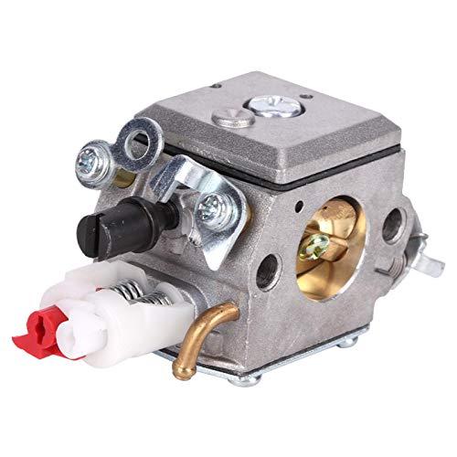 LANTRO JS - Carburador de motosierra de aluminio fundido a presión, ajuste de carburador para 353357 357XP 359XP 359
