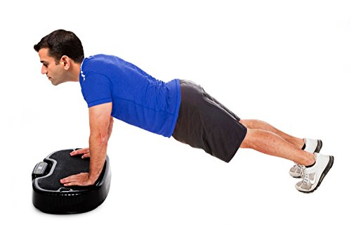 Power Plate Personal, 71-PT1-3200, harmonic whole body vibration plate