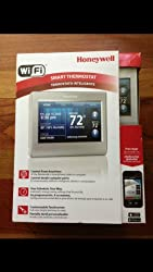 honeywell smart thermostat RTH9580WF