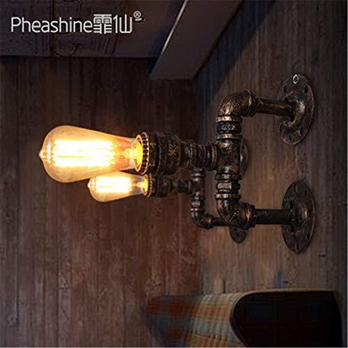 JJZHG wandlamp wandlamp voor binnen, wandlamp met leeslamp, wandlamp met stekker, wandlamp