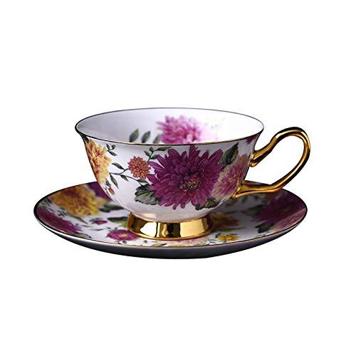 GGsmd keramische koffiekopjes, schoteltjes, cadeaupakketten, gepersonaliseerde nieuwe keramiek - koffie