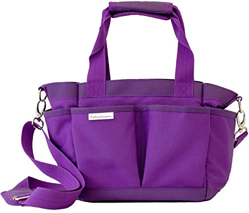 Gemini Tote Bag, Purple