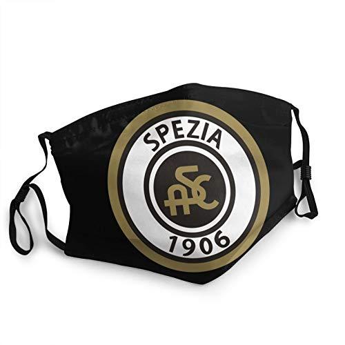 Shanghao Spezia Calcio FC Adult Face Cover Shield Scaldacollo Sciarpa Bandana