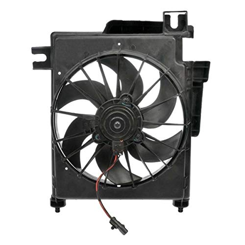05 dodge ram 1500 condenser fan - 7