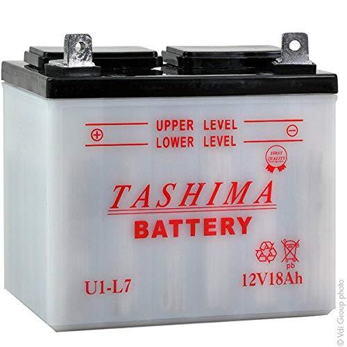 Tashima - Batería motocultor U1-7 / U1-L7 12V 18Ah