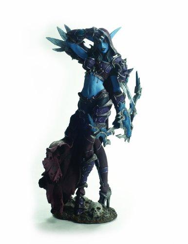 Artículos de DC Unlimited World of Warcraft Serie 6: Forsaken Queen Figura de acción Sylvanas Windrunner.