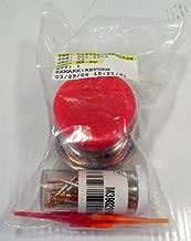 ITT Cannon D38999/24FH55SN Jam Nut Receptacle w/Contact