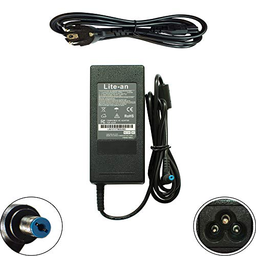 Lite-an Chargeur pour Acer PA-1900-24 PA-1900-32 PA-1900-04 Ordinateur PC Portable - Adaptateur d'alimentation 90W 19V 4.7A (Non Compatible avec PC ASUS)