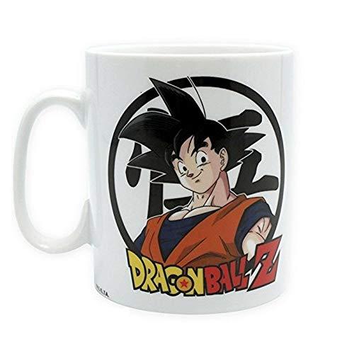 ABYstyle - DRAGON BALL - Taza - 460 ml - Goku