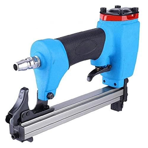 Aire Pin Clavadora Grapadora neumática 1013J 10-30mm de uñas herramienta eléctrica para...