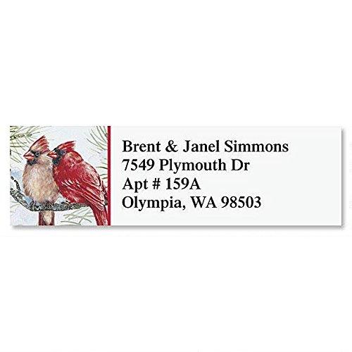 Garden Friends Self-Adhesive, Flat-Sheet Classic Address Labels (6 Designs)
