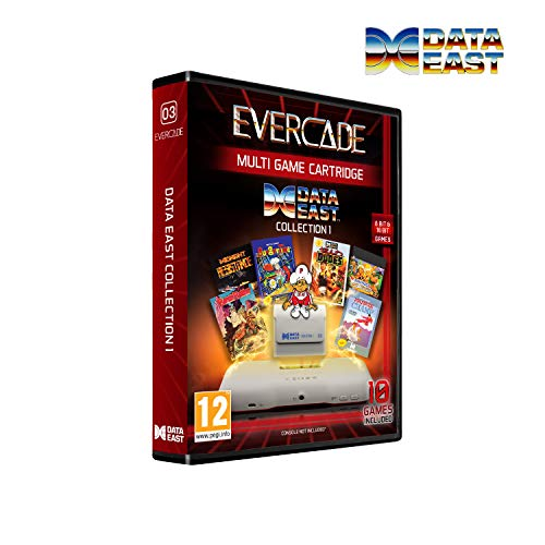 Blaze Evercade Dataeast Cartridge 1 [