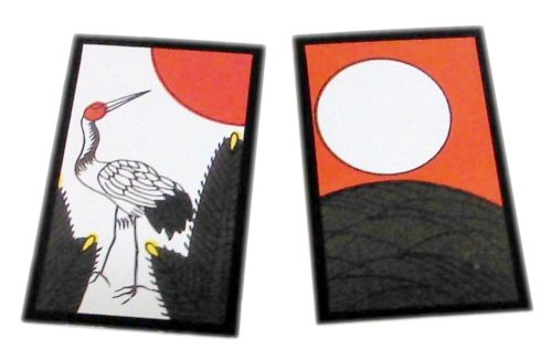 Hnafuda Flower Cards (Japanese Hanafuda Playing Cards Game)