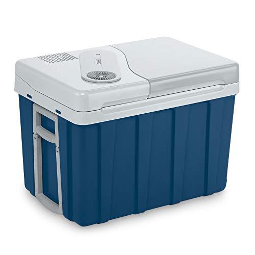 Mobicool W40 AC/DC - thermo-elektrische Kühlbox mit Rollen, 39 Liter, 12 V und 230 V für Auto, Lkw und Steckdose, A++