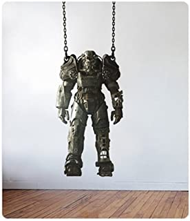 Airhawk Fallout 4 T60 Power Armor Wall Wrap Childrens Decor