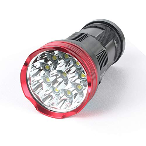 Linterna LED 15000 Lumens Led Flashlamp Led Flashlight Torch Lanterna Lantern Flash Light