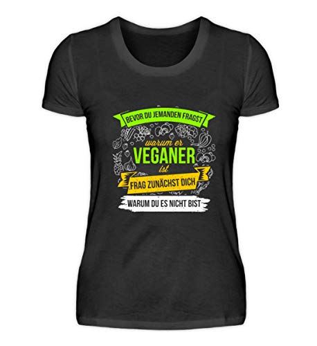 Chorchester ideaal voor veganisten en veganisters - damesshirt