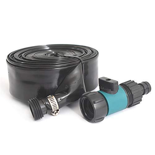 Forart Trampoline Sprinkler Trampoline Water Park Manguera Agua al Aire Libre Extintor de Incendios Trampoline Fun Summer Outdoor Water Game Juego para niños Adultos 39 pies