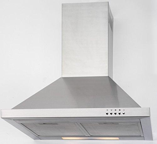 Wohnorama PKM Elektroset 3-TLG. inkl Dunstabzugshaube 6090H, Einbau-Kühlschrank KS120 und Herdset BIC4 by