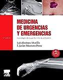 Medicina de Urgencias y emergencias - 5ª Edición (+ Acceso Web): Guía diagnóstica y protocolos de actuación