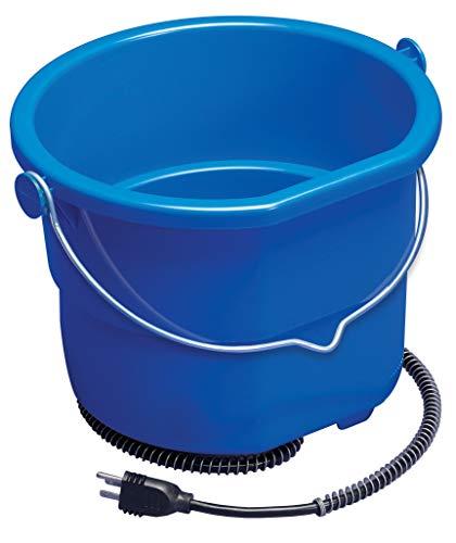 API Heated Bucket Heated Flat Back Bucket, 10 Quart (Item No. 10FB)
