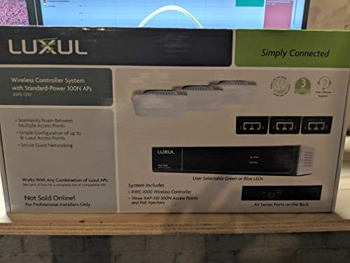Luxul 300N Wireless Controller System