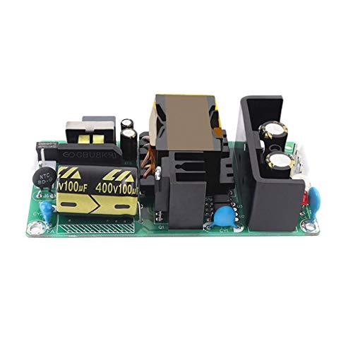 perfk Netzteilplatine Schaltnetzmodul Wandler Adapter Modul 5-48 V Schaltnetzteil Transformator - 5V