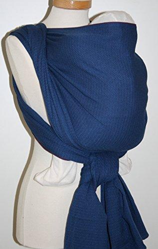 Storch Wiege Tragetuch–Vicky 3.6 Leo Marineblau