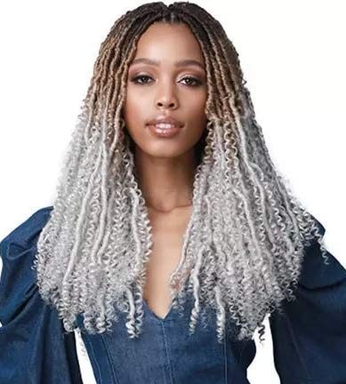 BOBBI BOSS SYNTHETIC CROCHET BRAID mart NU Don't miss the campaign CURL BOHO LOCS STYLE WATER