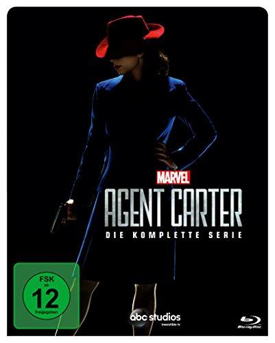 Marvel's Agent Carter – Die komplette Serie / Steelbook [Blu-ray] [Limited Edition]