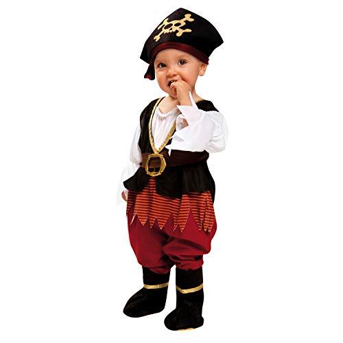 My Other Me Pirata Bebé Niña
