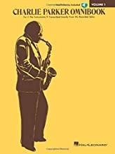 Charlie Parker Omnibook - Volume 1 - Transcribed Exactly from His Recorded Solos: E-Flat Instruments Edition with Online Audio