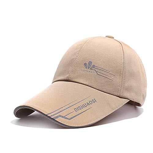 FHYY baseballpet cap hoed man Qiu Dong Han-uitgave modieuze baseballpet vrouwelijk is vrije tijd en veelzijdig zon hoed lente herfst jeugd pet