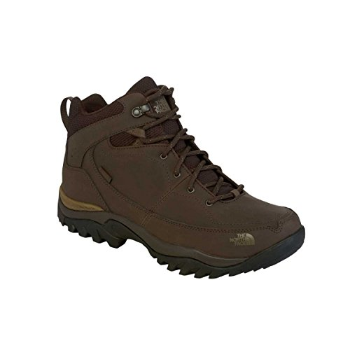 The North Face M Snowstrike II, Botas de Senderismo Hombre, Marrón, 11