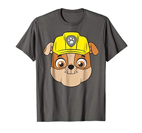 PAW Patrol RUBBLE Face T-Shirt