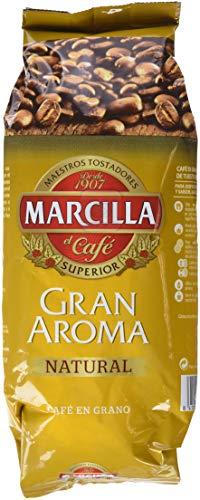 Marcilla - Gran Aroma Granos De Café Natural 250 g