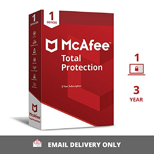 McAfee Total Protection (Windows / Mac / Android / iOS) - 1...